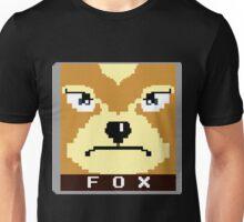 8 Bit Fox - Character Select Unisex T-Shirt
