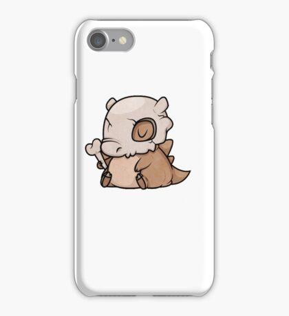Mini Cubone iPhone Case/Skin