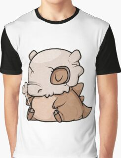 Mini Cubone Graphic T-Shirt