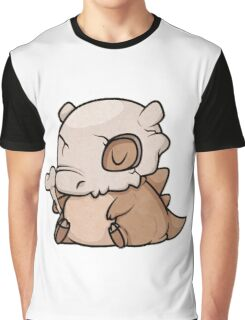 Mini Cubone Graphic T-Shirt
