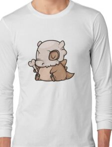 Mini Cubone Long Sleeve T-Shirt