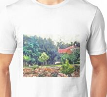 Home Between trees Unisex T-Shirt