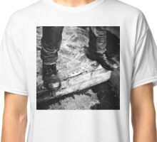 Boots and Concrete  Classic T-Shirt