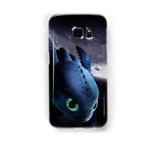How To Train Your Dragon - Night Fury in The Night Samsung Galaxy Case/Skin