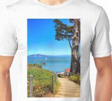 Above San Francisco Bay Unisex T-Shirt