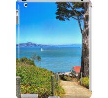 Above San Francisco Bay iPad Case/Skin
