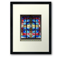 none shall grow old Framed Print