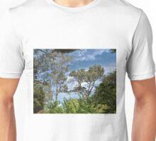Trees Against The Sky Unisex T-Shirt