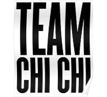 Team ChiChi! Poster