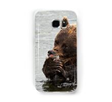 """наслаждение"" ""consumption"" Samsung Galaxy Case/Skin"