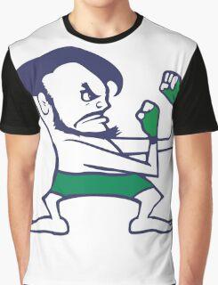 Fightin' Irish - Conor McGregor Graphic T-Shirt