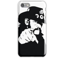 Born to lose, lived to win iPhone Case/Skin
