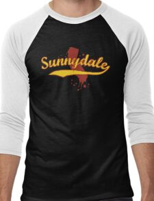 Sunnydale, California Men's Baseball ¾ T-Shirt