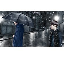 Silent Sky - BaekYeol Photographic Print