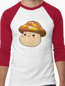 MapleStory Mushroom Men's Baseball ¾ T-Shirt