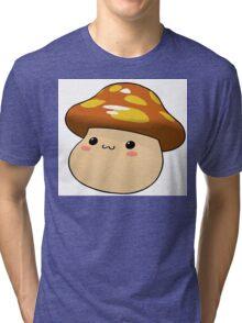 MapleStory Mushroom Tri-blend T-Shirt
