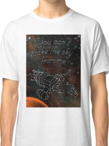 Serenity Stars Classic T-Shirt