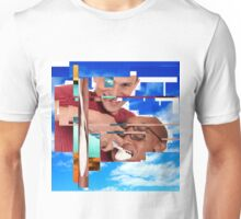 "Web ART #1 ""Cream mouth"" ABSOLUTE GARBAGE Unisex T-Shirt"
