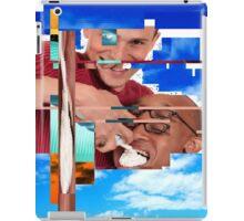 "Web ART #1 ""Cream mouth"" ABSOLUTE GARBAGE iPad Case/Skin"
