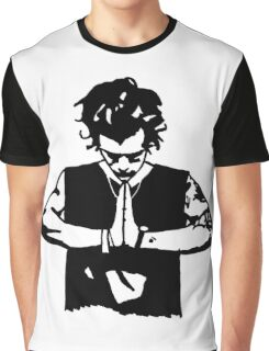 Harry Styles Silhouette Drawing  Graphic T-Shirt