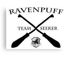 Ravenpuff Seeker Canvas Print