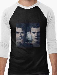 The Vampire Diaries Stefan & Damon Men's Baseball ¾ T-Shirt