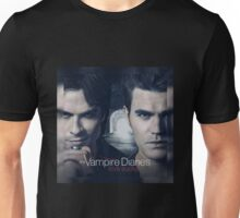 The Vampire Diaries Stefan & Damon Unisex T-Shirt