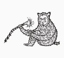Strange apes 1 Kids Tee