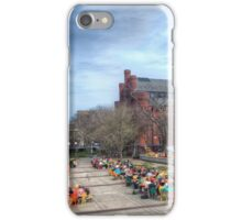 Memorial Union Happy Hour iPhone Case/Skin