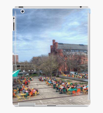 Memorial Union Happy Hour iPad Case/Skin