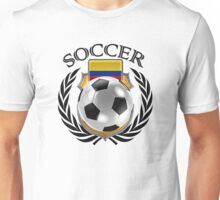 Colombia Soccer 2016 Fan Gear Unisex T-Shirt