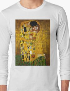 klimt Long Sleeve T-Shirt
