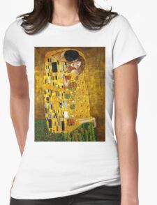 klimt Womens Fitted T-Shirt