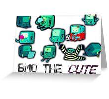 BMO The Cute Greeting Card