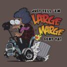 Large Marge Fink by Jeremy Kohrs