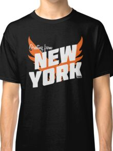 Greetings from New York Classic T-Shirt