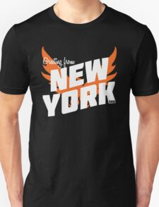 Greetings from New York Unisex T-Shirt