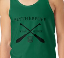 Slytherpuff Team Seeker Tank Top