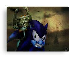 Sonic: Twilight Princess  Canvas Print