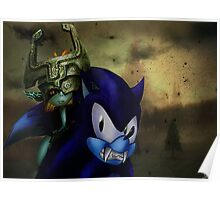 Sonic: Twilight Princess  Poster
