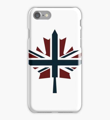 Anti Flag (Canada / UK Mix) iPhone Case/Skin