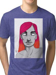 Fire Bird Tri-blend T-Shirt