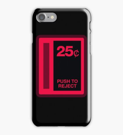 Arcade Coin Slot iPhone Case/Skin