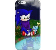 Chao Friendly  iPhone Case/Skin