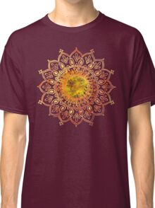 Decorative Indian Sun  Classic T-Shirt