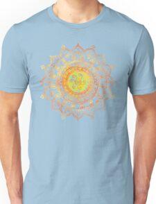Decorative Indian Sun  Unisex T-Shirt