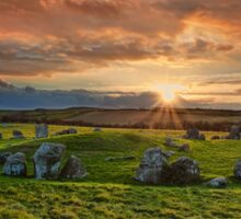 Ballynoe Stone Circle Sticker
