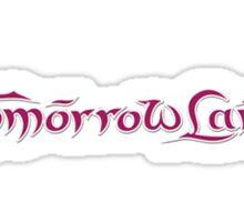 Tomorrowland Sticker