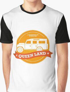 Queen Land 109 SW Graphic T-Shirt