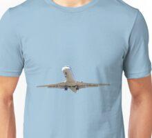 Canadair CL-600-2B19 Regional Jet CRJ-100ER Unisex T-Shirt